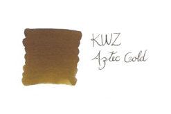 KWZ Fountain Pen Ink - IGL Aztec Gold