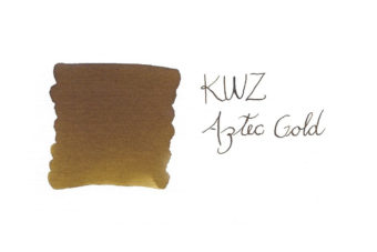 KWZ Fountain Pen Ink - IGL Aztec Gold
