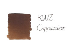 KWZ Fountain Pen ink - Cappuccino