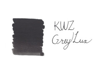 KWZ Fountain Pen Ink - Grey Lux