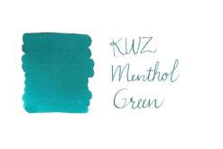 KWZ Fountain Pen Ink - Menthol Green