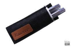 Kaweco Denim 2 Pen Pouch Black