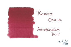 Robert Oster Signature Fountain Pen Ink Astorquiza Rot