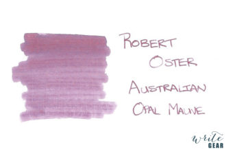 Robert Oster Signature Fountain Pen Ink Australian Opal Mauve