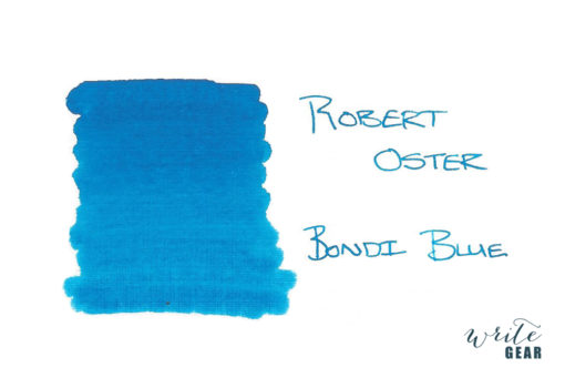 Robert Oster Signature Fountain Pen Ink Bondi Blue