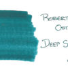 Robert Oster Signature Fountain Pen Ink Deep Sea