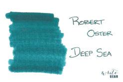 Robert Oster Signature Fountain Pen Ink Deep Sea