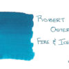 Robert Oster Signature Fountain Pen Ink Fire & Ice