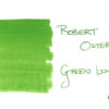 Robert Oster Signature Fountain Pen Ink Green Lime