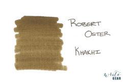 Robert Oster Signature Fountain Pen Ink Khakhi