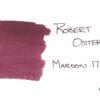 Robert Oster Signature Fountain Pen Ink Maroon 1789