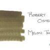 Robert Oster Signature Fountain Pen Ink Melon Tea