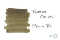 Robert Oster Signature Fountain Pen Ink Melon Tea