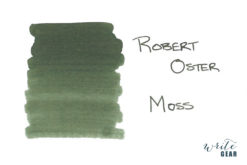 Robert Oster Signature Fountain Pen Ink Moss