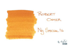 Robert Oster Signature Fountain Pen Ink Ng Special '16