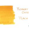 Robert Oster Signature Fountain Pen Ink Peach