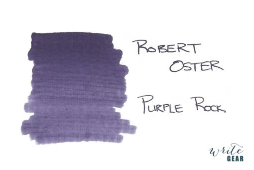 Robert Oster Signature Fountain Pen Ink Purple Rock