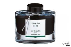 Pilot Iroshizuku Ink Bottle Syo-ro