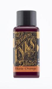 Diamine Fountain Pen Ink - Blaze Orange