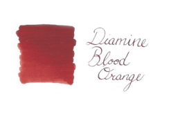 Diamine Ink - blood Orange