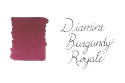 Diamine_Burgundy Royale
