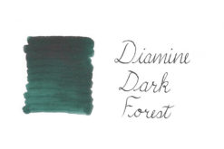 Diamine Ink - Dark Forest
