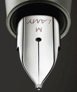 Lamy AION Fountain Pen Nib - Olive Silver
