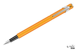 Caran D'Ache fountain Pen Caran 840.030 - Orange