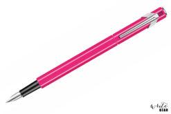 Caran d'Ache fountain pen Caran 840-090 - Pink