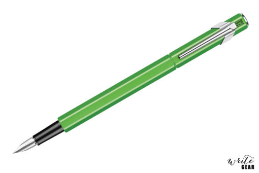 Caran d'Ache fountain pen Caran 840-230 - Green