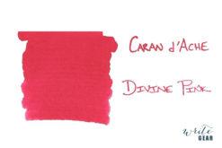 Caran D'Ache Ink Cartridges – Divine Pink