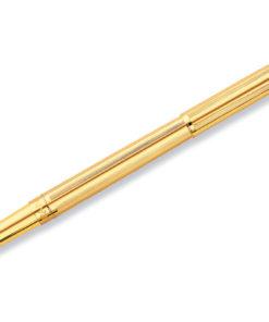 Caran D'Ache Gold-Plated Madison Ciselé Fountain Pen