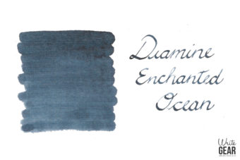 Diamine Shimmertastic Fountain Pen Ink – Enchanted Ocean