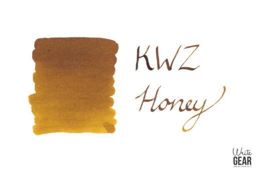 KWZ Fountain Pen Ink - Honey