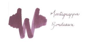 Montegrappa Fountain Pen Ink - Bordeaux