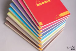 Rhodia Soft cover - Silver