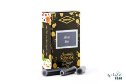 Diamine Anniversary ink Cartridges - Silver Fox