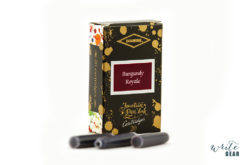 Diamine 150th Anniversary Fountain Pen Ink Cartridges 20pcs – Burgundy Royal