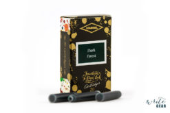 Diamine 150th Anniversary Fountain Pen Ink Cartridges 20pcs – Dark Forest