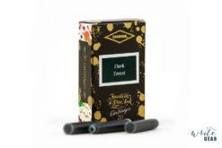 Diamine 150th Anniversary Fountain Pen Ink Cartridges 20pcs – Dark Forest