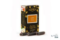 Diamine 150th Anniversary Fountain Pen Ink Cartridges 20pcs - Golden Honey