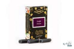 Diamine 150th Anniversary Fountain Pen Ink Cartridges 20pcs – Purple Dream