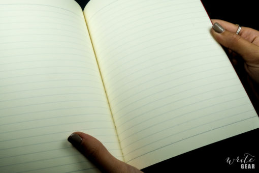 Life Comfort Lined Paper Close