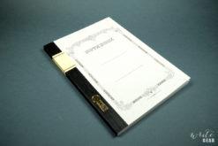 Tsubame Notebook A5 on Dark