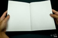 Tsubame Notebook A5 on Dark - Paper far