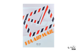 Air Mail Letter Pad