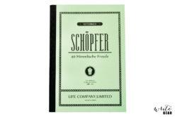 Schopfer NoteBook