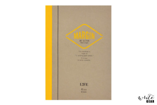 Margin Section Notebook
