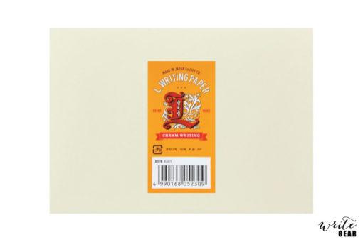 L Brand Label J-Envelope Cream (Pack of 10) - Life Envelope