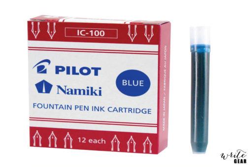 Pilot Namiki ink Cartridge - Blue